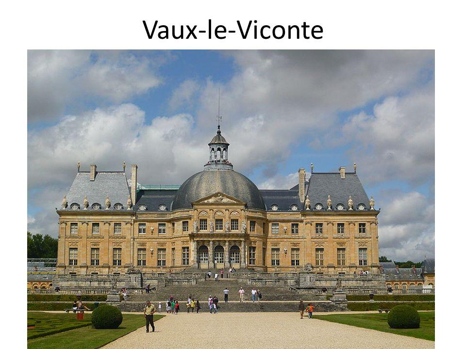 Vaux-le-Viconte