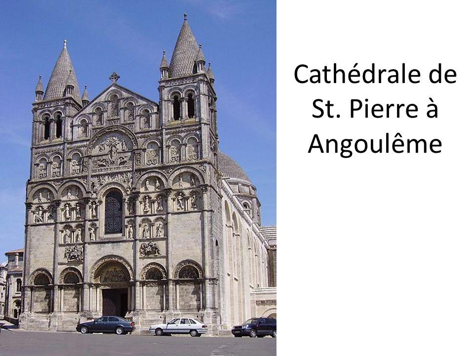 Cathédrale de St. Pierre à Angoulême