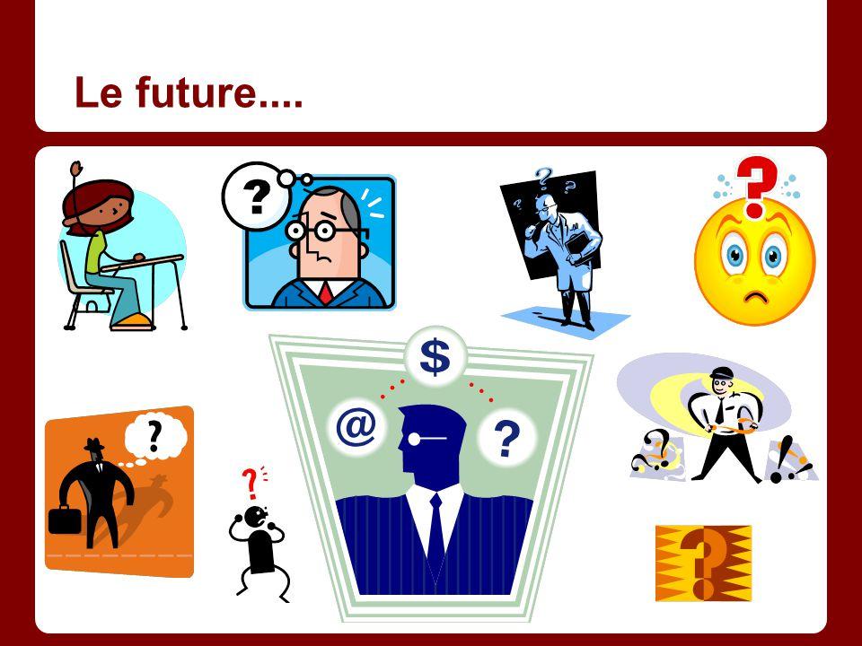Le future....