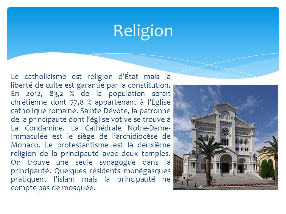 Le catholicisme est religion d'État mais la liberté de culte est garantie par la constitution. En 2012, 83,2 % de la population serait chrétienne dont