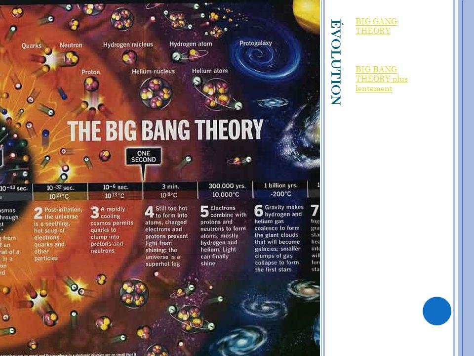BIG GANG THEORY BIG BANG THEORY plus lentement