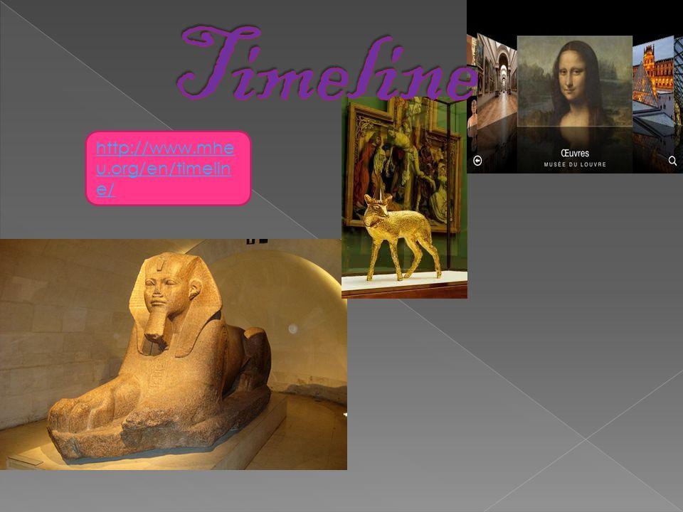 Origainaly un endroit royal e du Louvre becanme un musée à la fin du 18ème siècle.