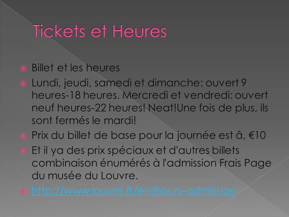 http://www.louvre.fr/en/e xpositions?tab=0#tabs Pour plus d informations sur ce qui se passe maintenant ou à venir visite événements...