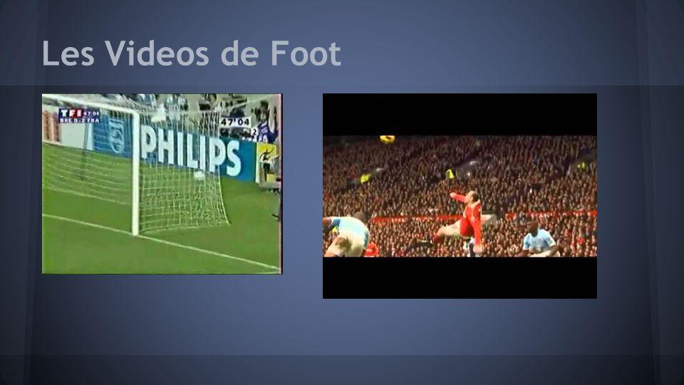 Les Videos de Foot