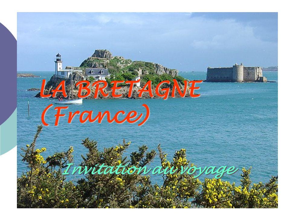LA BRETAGNE (France) Invitation au voyage