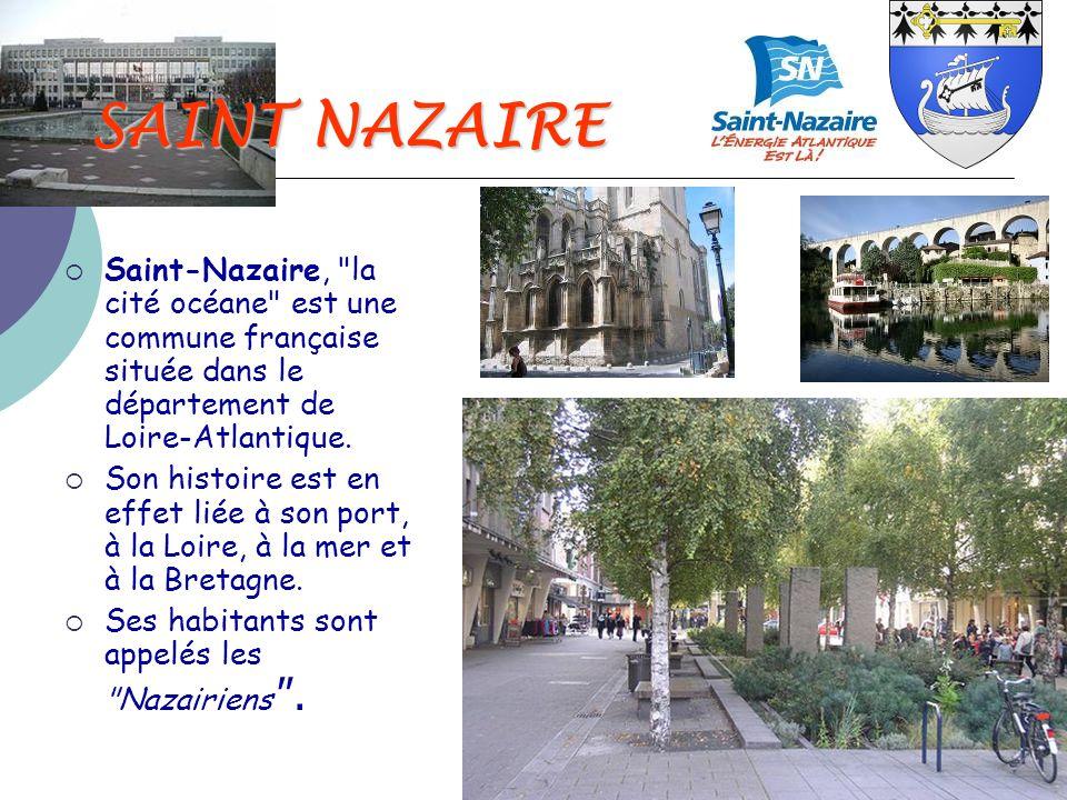 SAINT NAZAIRE  Saint-Nazaire,