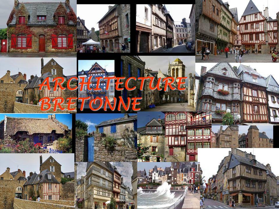 ARCHITECTURE BRETONNE