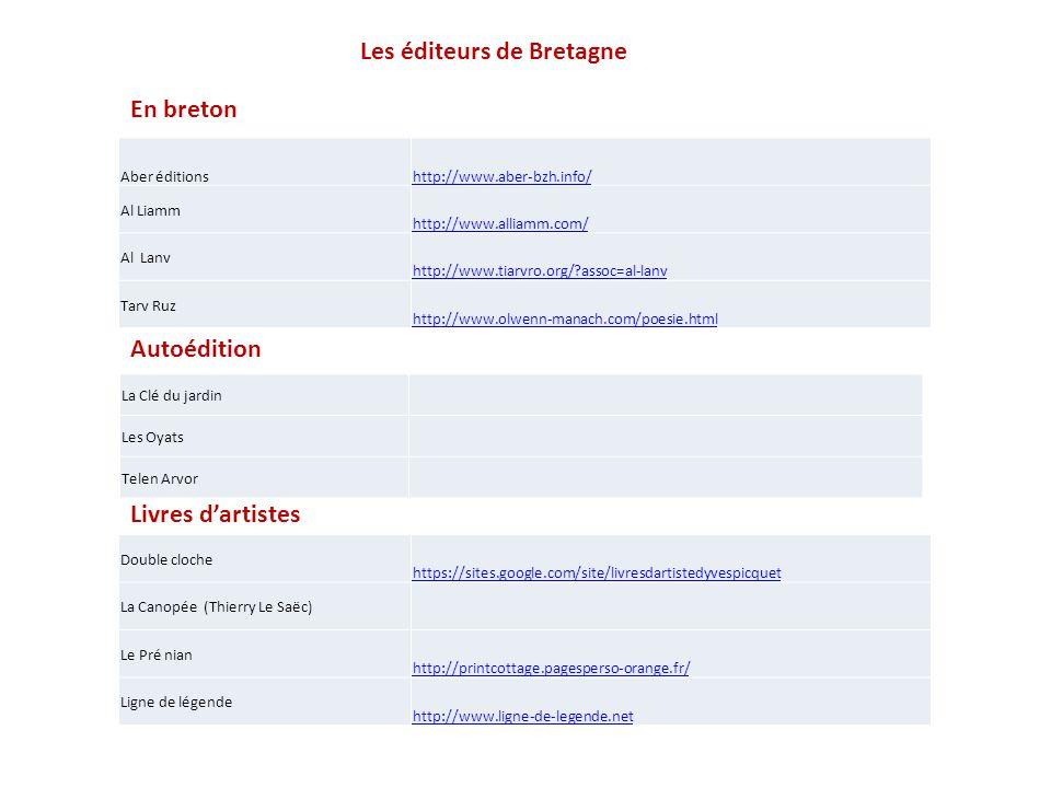 Les éditeurs de Bretagne La Clé du jardin Les Oyats Telen Arvor En breton Livres d'artistes Double cloche https://sites.google.com/site/livresdartiste