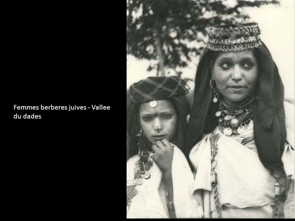 Famille juive - Kelaa Des M gouna - Dades - 1930
