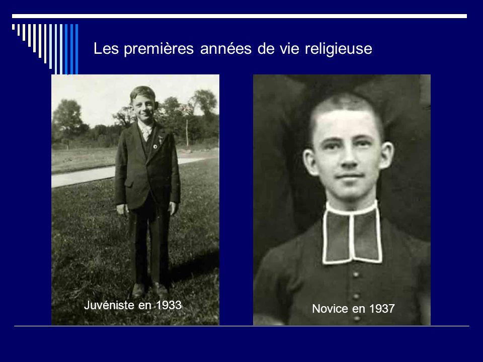 Respectueux Hommages au Frère Romain Landry Supérieur général des Frères de Saint-Gabriel de 1965 à 1976 Décédé à la Résidence De-La-Salle, le 22 févr