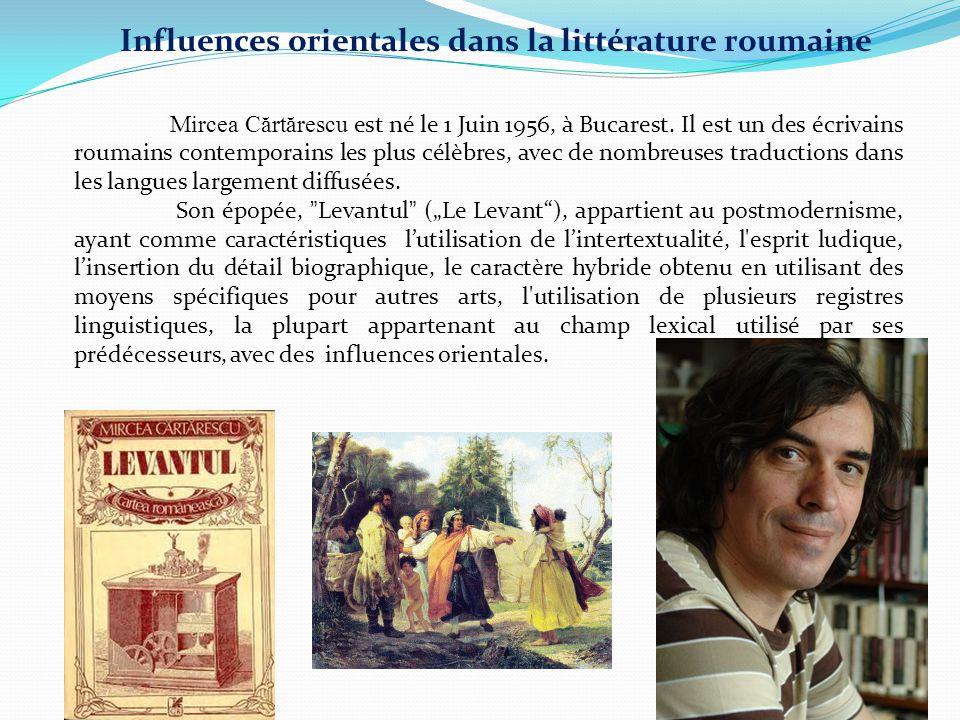 Mircea Cărtărescu est né le 1 Juin 1956, à Bucarest. Il est un des écrivains roumains contemporains les plus célèbres, avec de nombreuses traductions