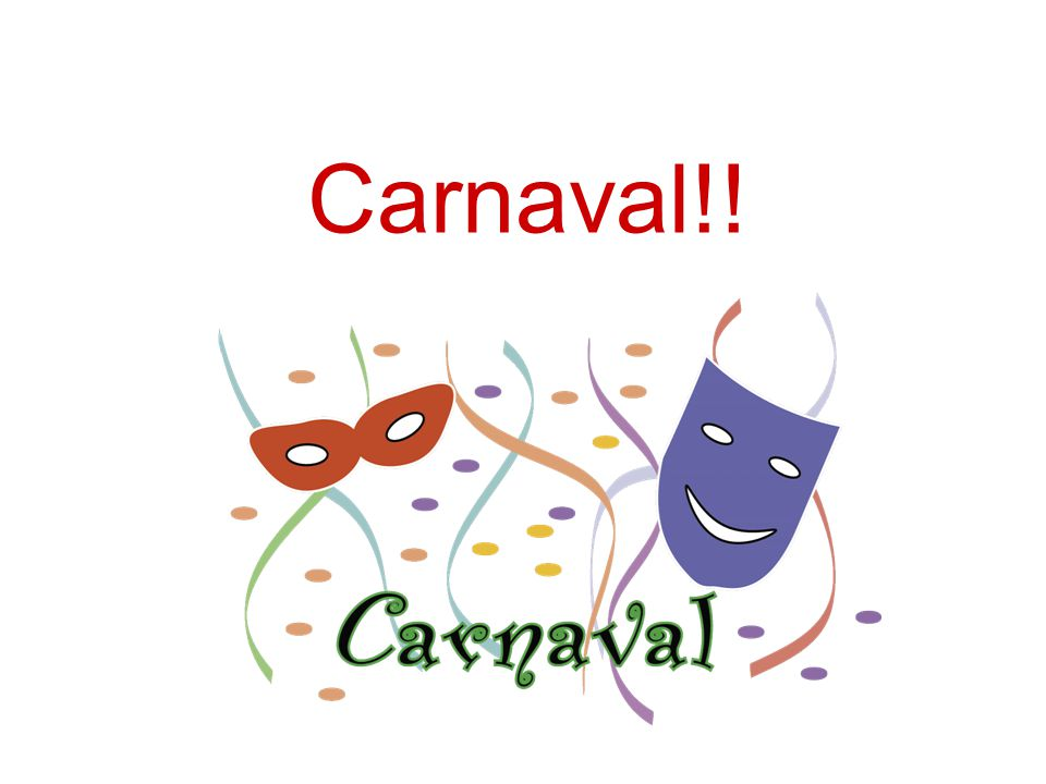 Carnaval!!