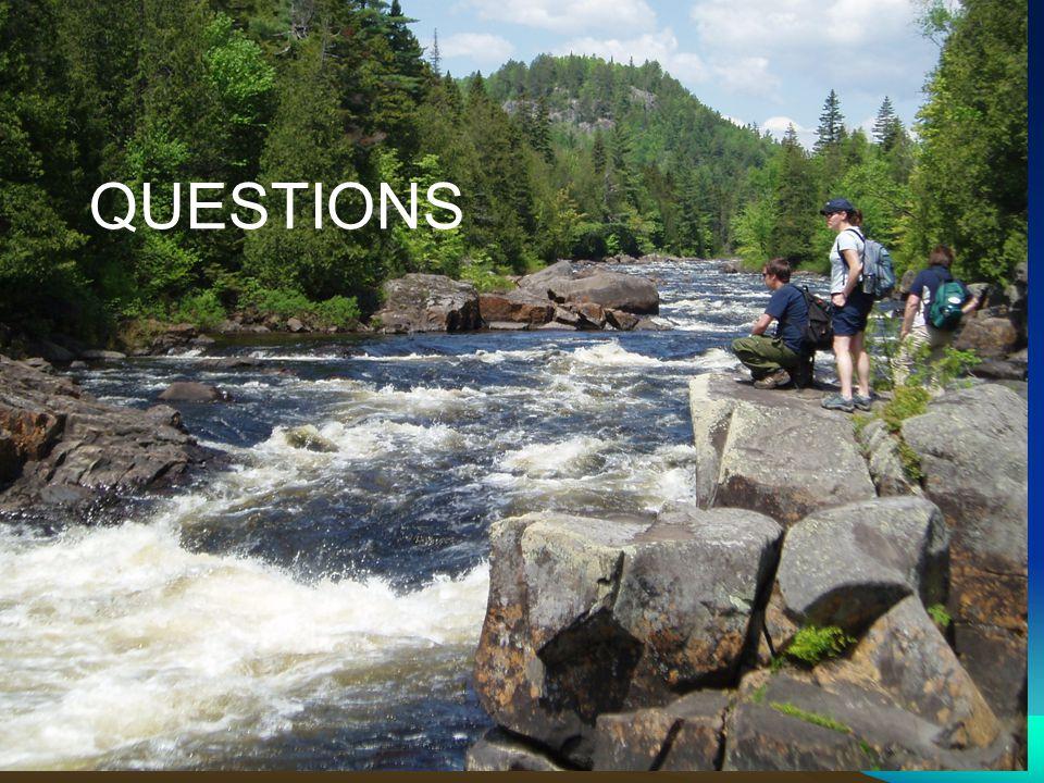 Questions ? QUESTIONS