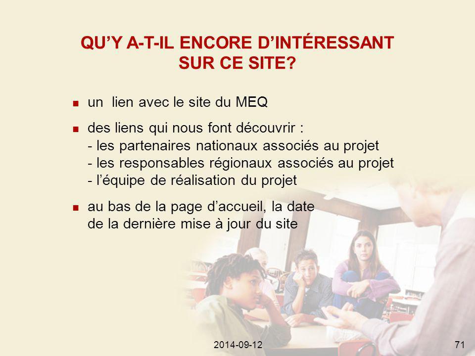 2014-09-12712014-09-1271 QU'Y A-T-IL ENCORE D'INTÉRESSANT SUR CE SITE.