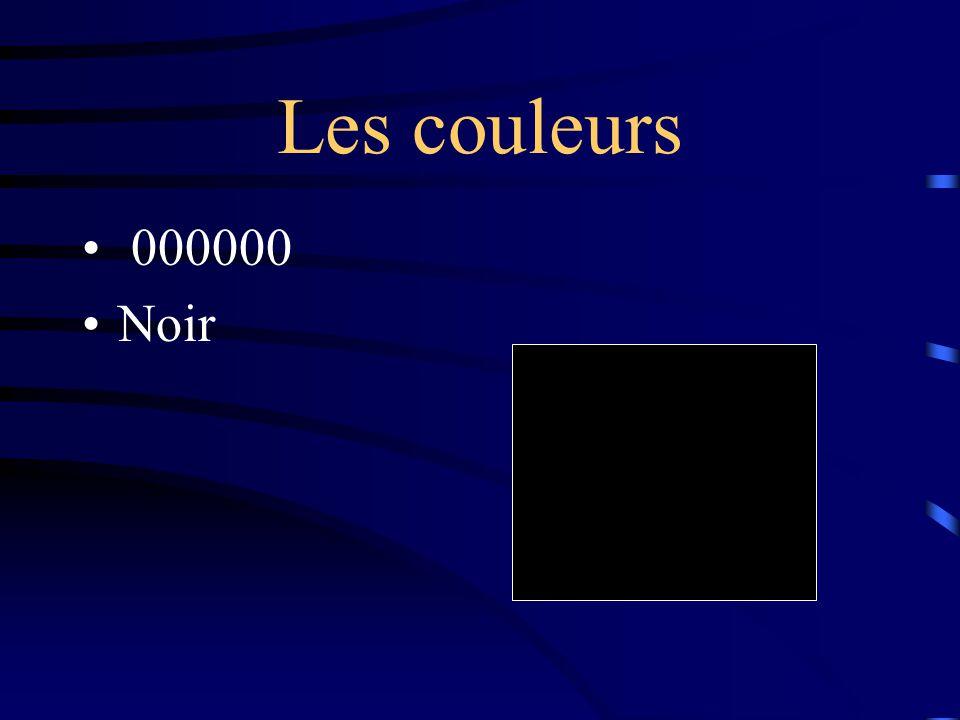 Les couleurs D70000 Rouge
