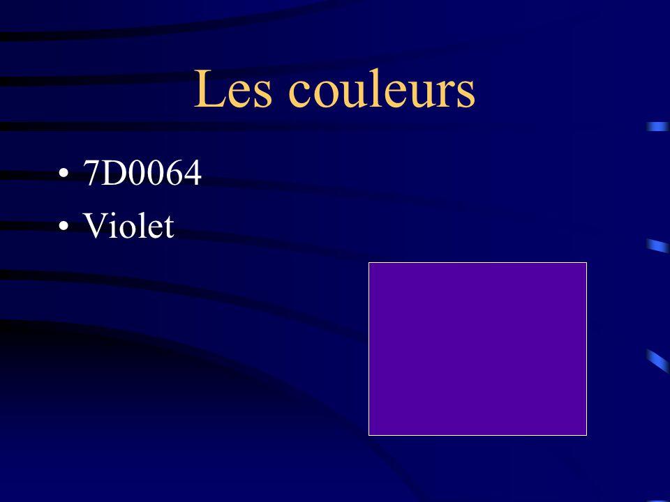 7D0064 Violet
