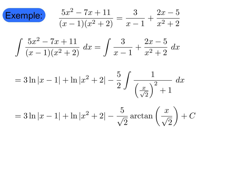 Faites les exercices suivants p.251 # 1, 3 a), c) et d)