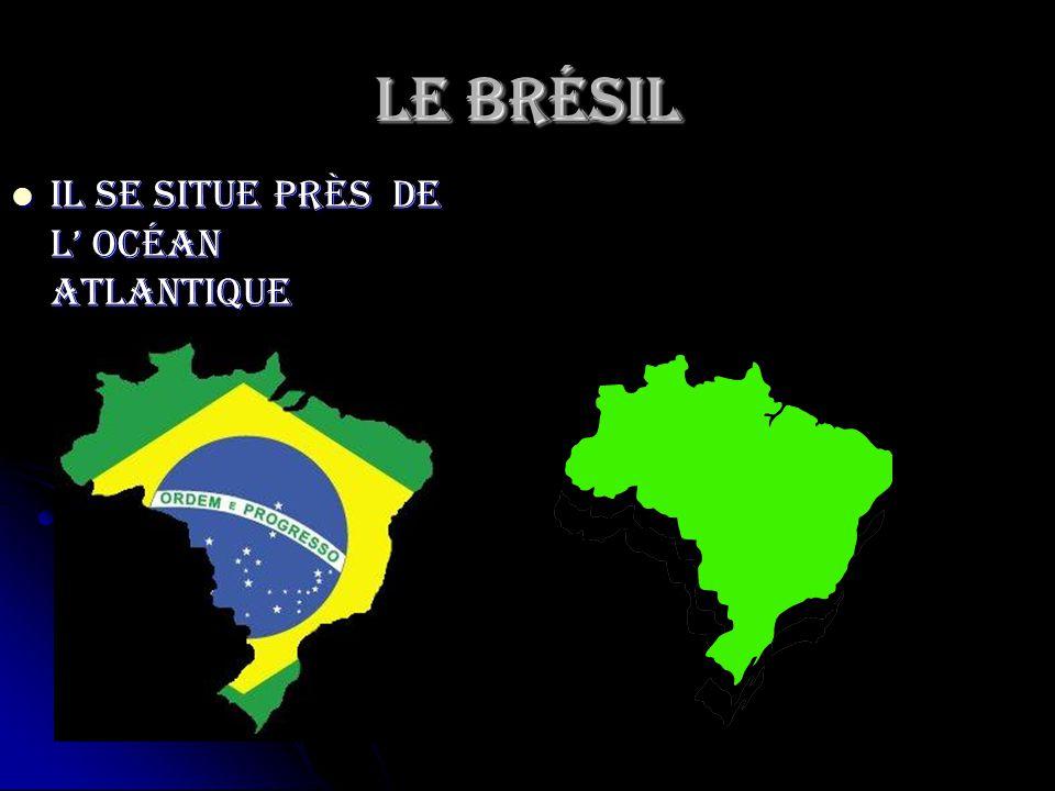 Moi, Dave, j'aimerais aller au Brésil parce que c'est un pays intéressent.