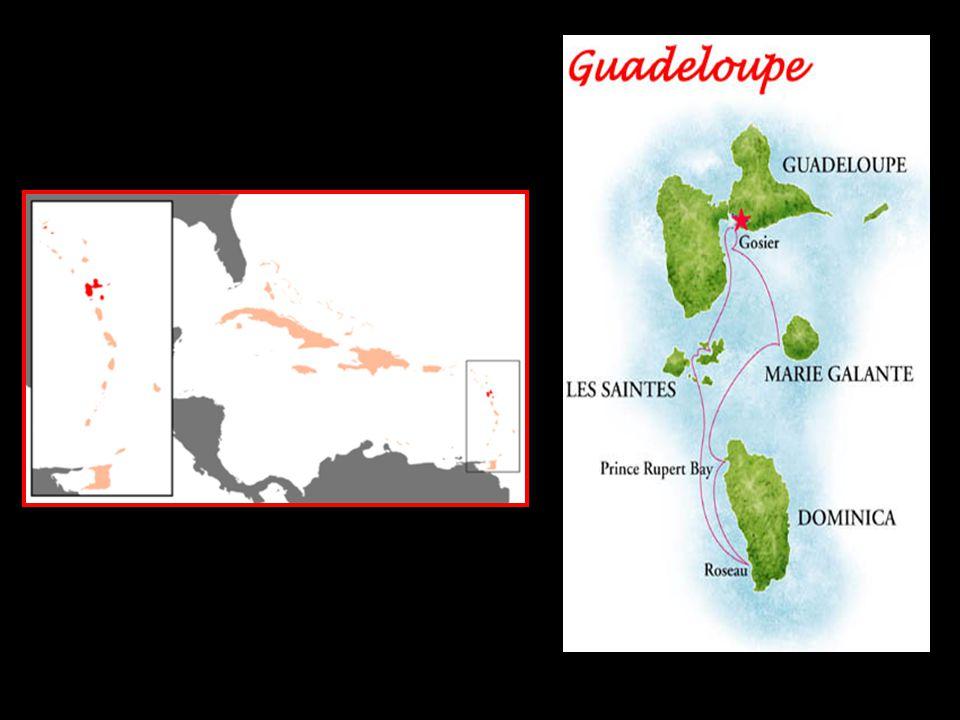 La Guadeloupe n'a pas que de belles plages à offrir .