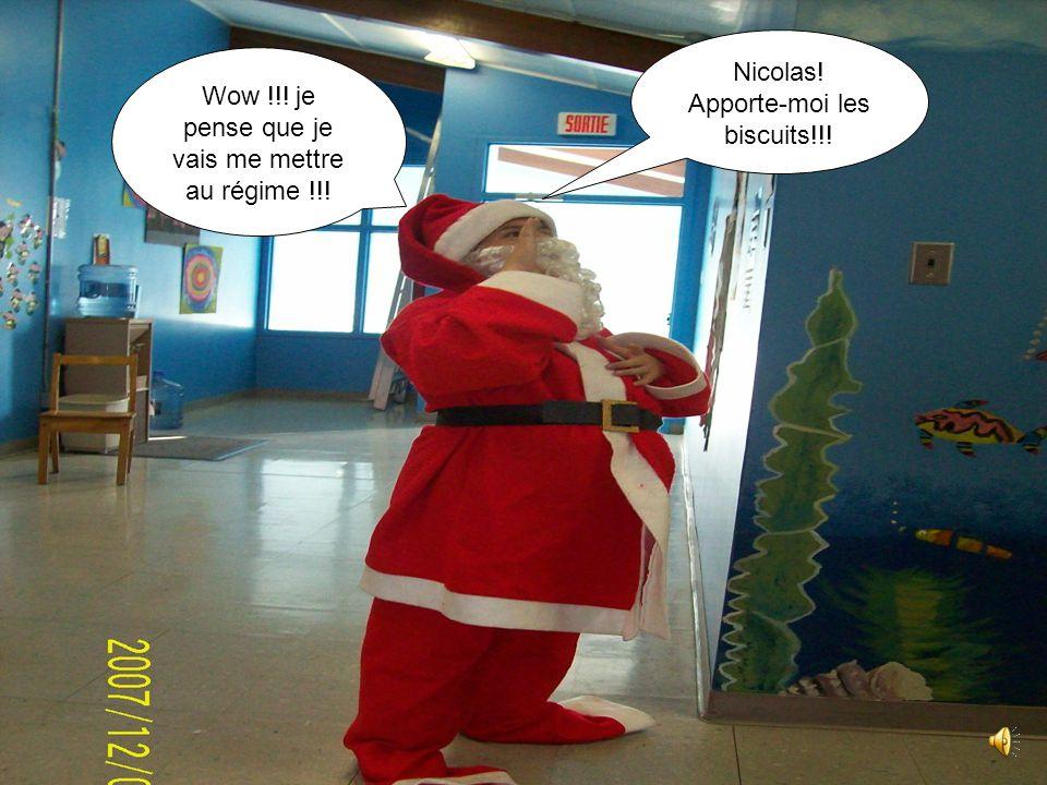 Bon, Rudolf es-tu prêt Oui! Ok! Va!!