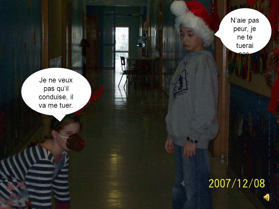 Bon, Rudolf es-tu prêt? Oui! Ok! Va!!