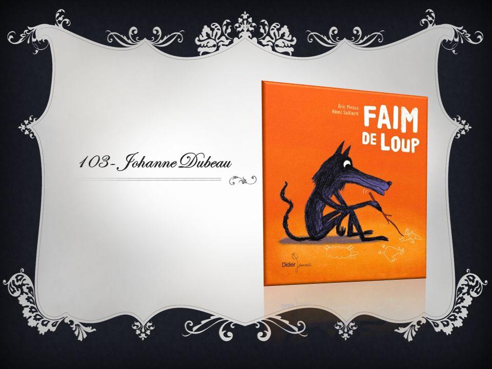 103- Johanne Dubeau