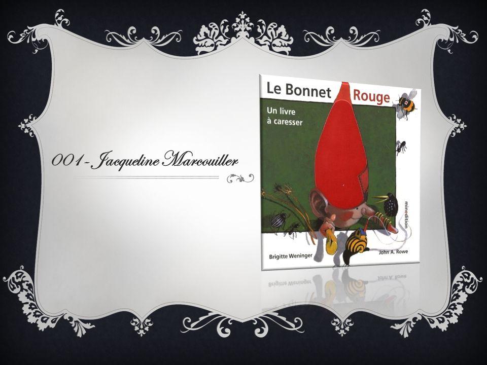 001- Jacqueline Marcouiller