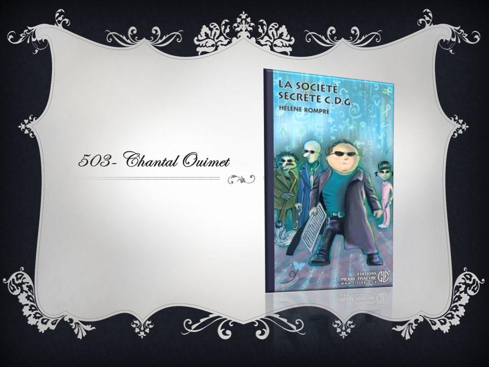 503- Chantal Ouimet