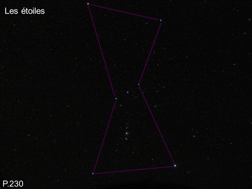 Les étoiles P.230