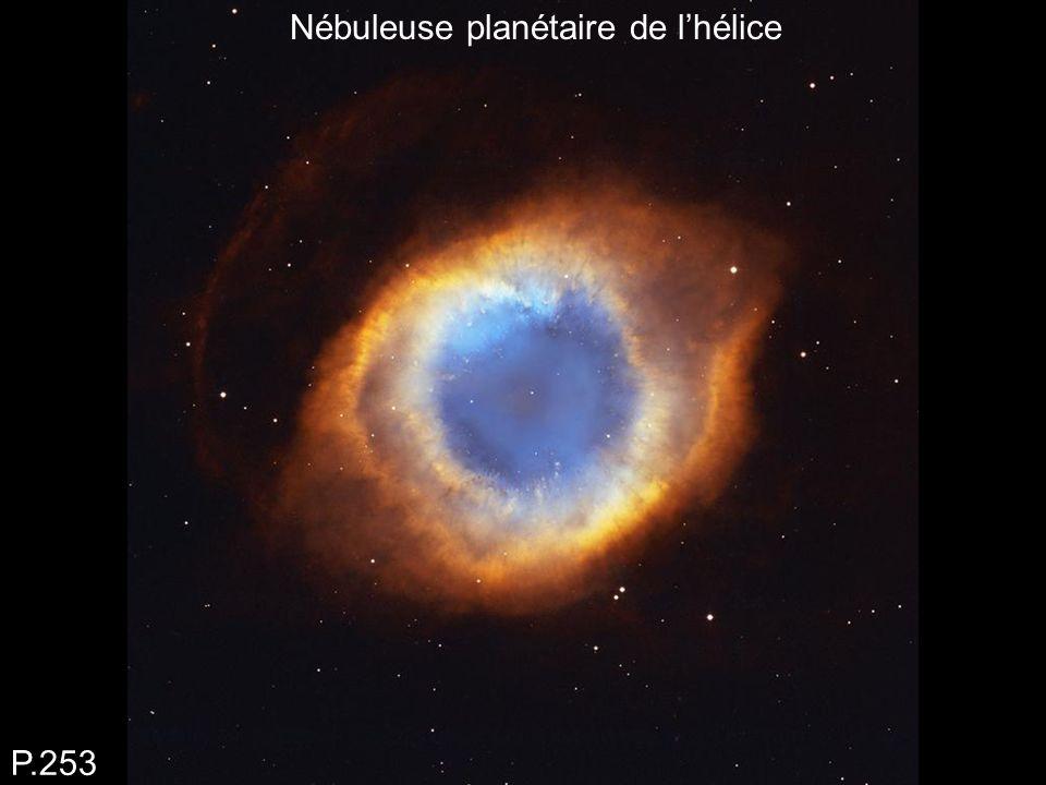 Nébuleuse planétaire de l'hélice P.253