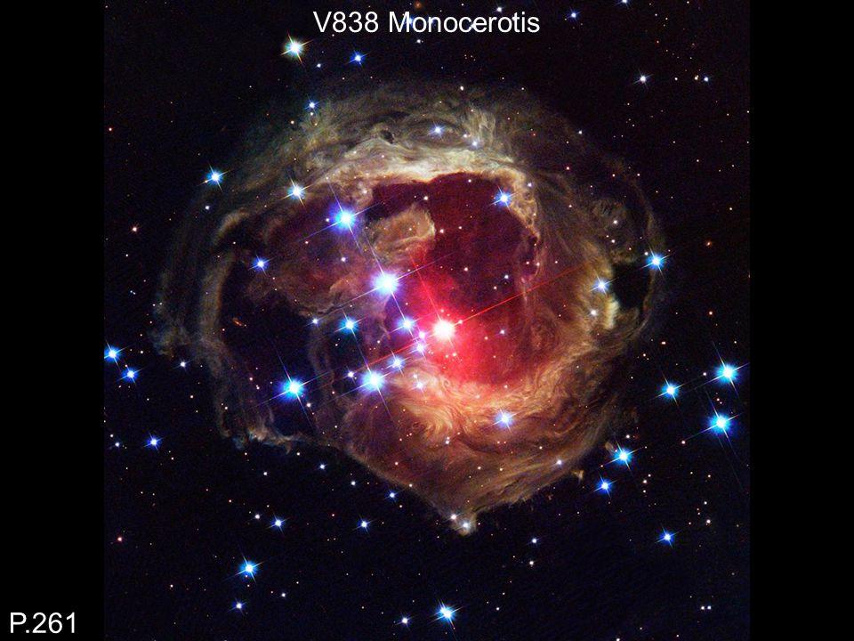 V838 Monocerotis P.261