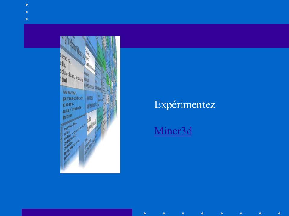 Miner3d Expérimentez