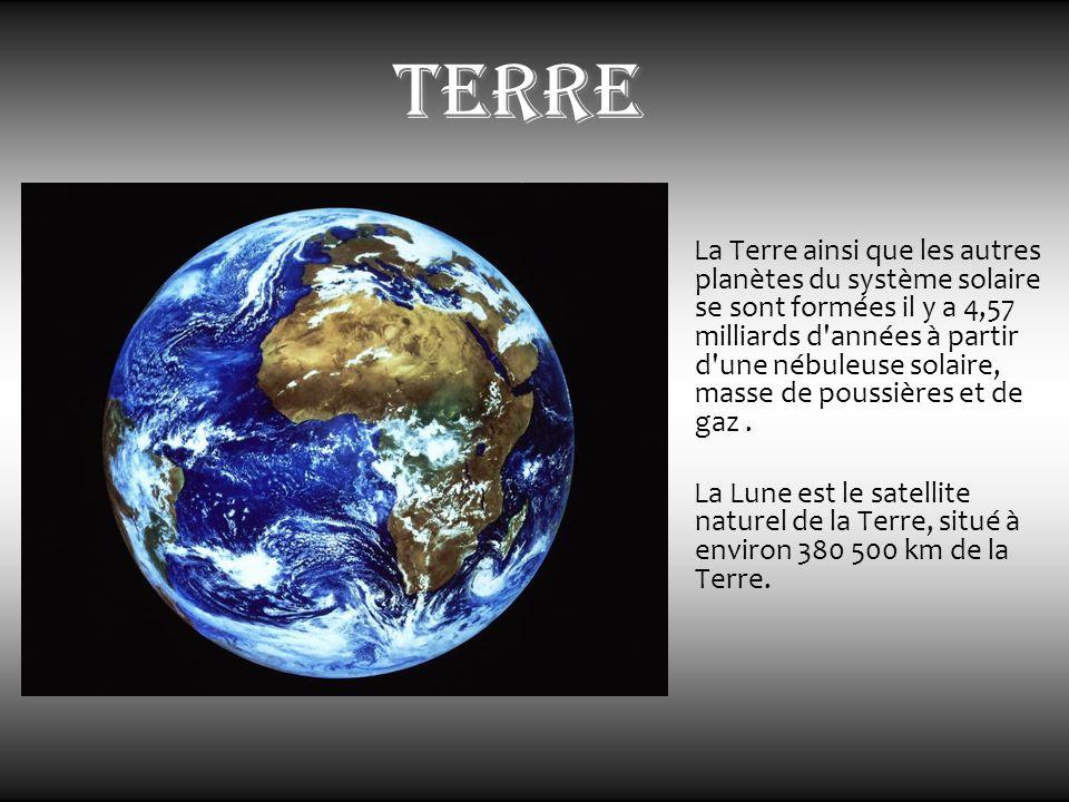 mars Mars est la quatrième planète à partir du Soleil et est appelé La planète rouge .