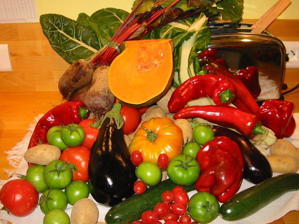les choux, les carottes, les blettes, les brocolis, les choux chinois, les betteraves : tout va bien !.