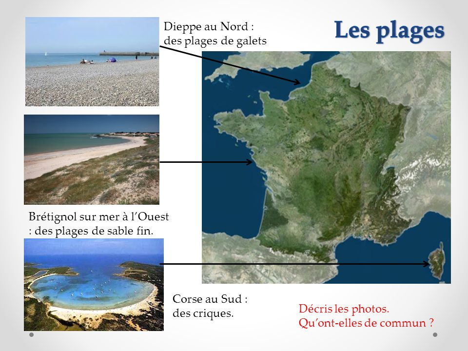 Corse au Sud : des criques.