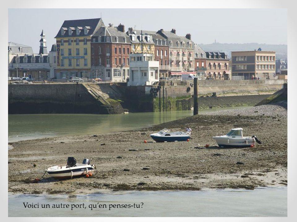 Voici un autre port, qu'en penses-tu?