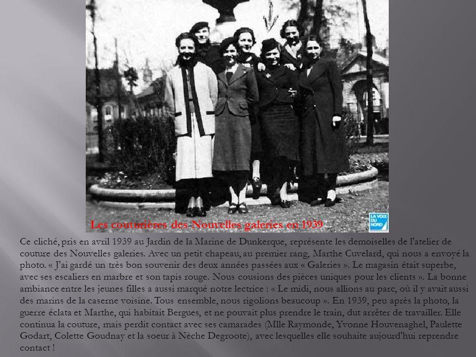 1900 : sortie à vélo à Compiègne « Cette photo est un souvenir de ma grand-mère qui s appelait Blanche Guillemard.