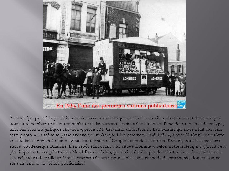 La fabrication de cigarettes à Lille Cette photo nous a été envoyée par une lectrice de Fresnes-sur-Escaut.