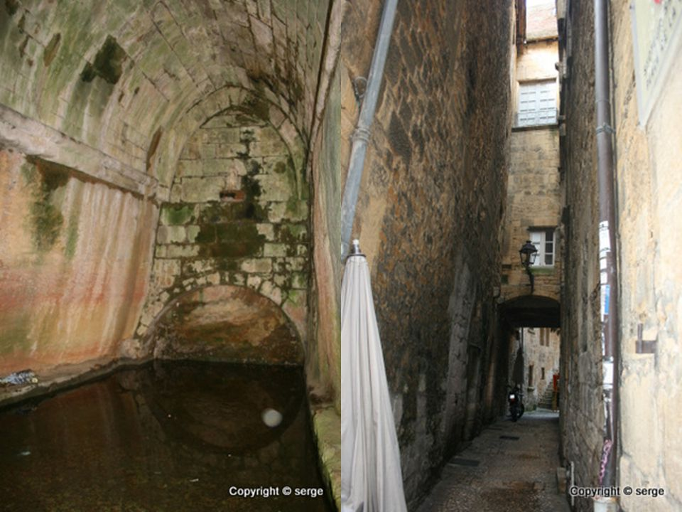 Sarlat-la-Canéda est une commune du sud-ouest de la France. Sous- préfecture et chef-lieu de canton du département de la Dordogne région Aquitaine, el