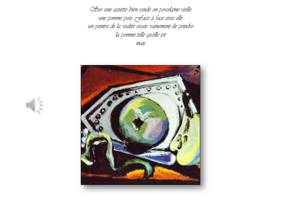 Jacques Prévert Promenade de Picasso lu par Yves Montand Par Nanou et Stan Pablo Picasso