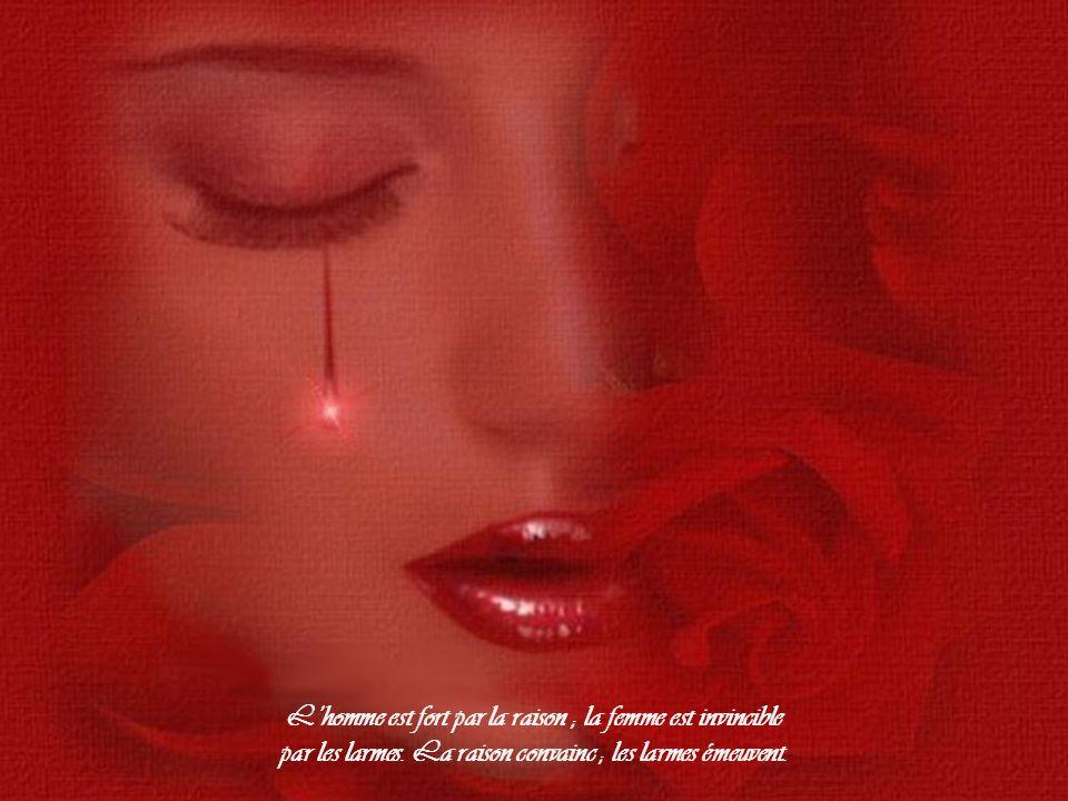 L'homme est le cerveau, la femme le coeur. Le cerveau fabrique la lumière ; le cœur produit l'Amour. La lumière féconde ; l'Amour ressuscite.