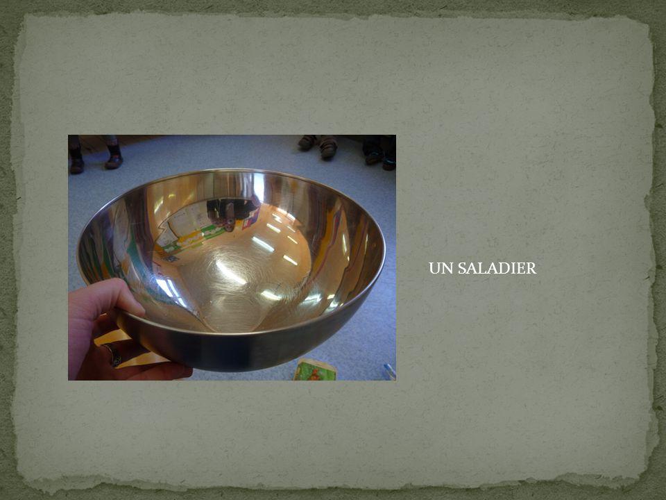 UN SALADIER