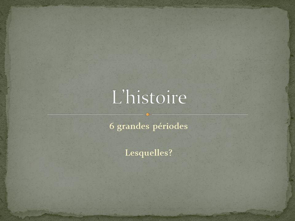 Elle s'est illustrée pendant la longue guerre de 100 ans qui a opposé Français et Anglais.