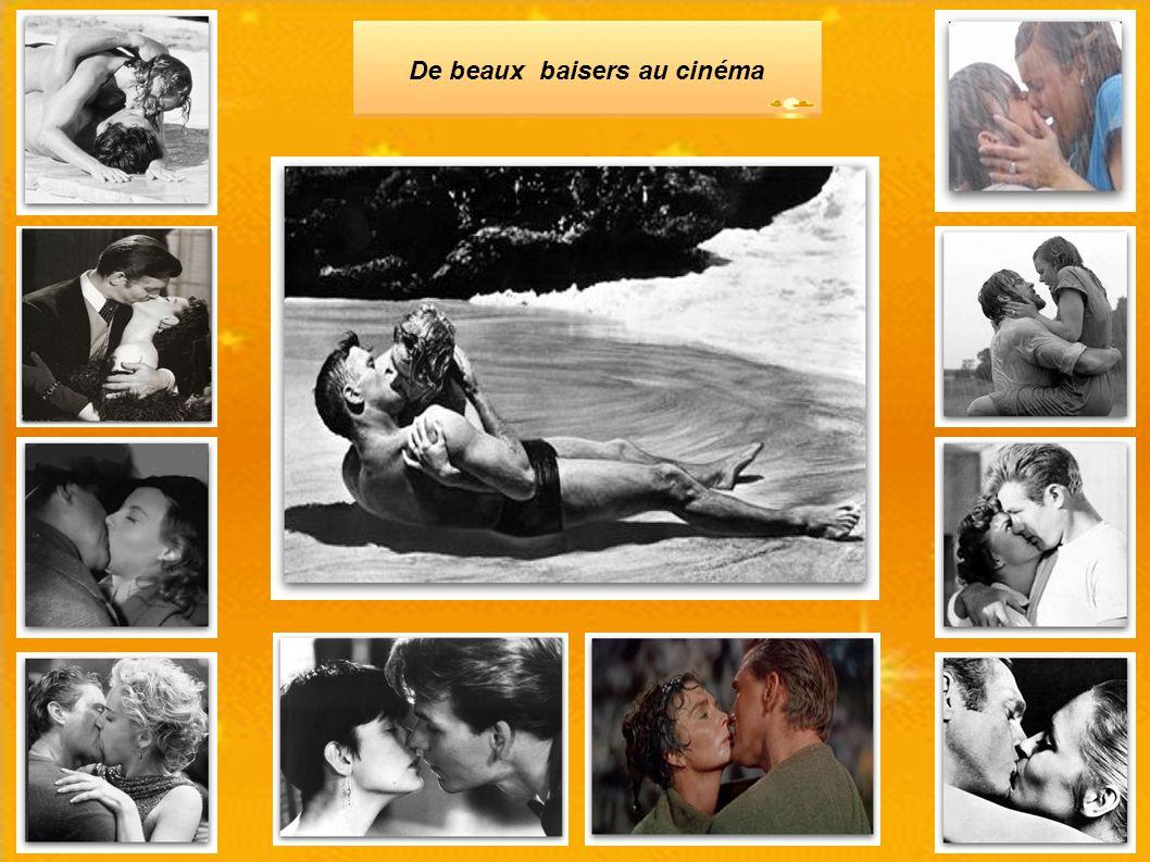 De beaux baisers au cinéma
