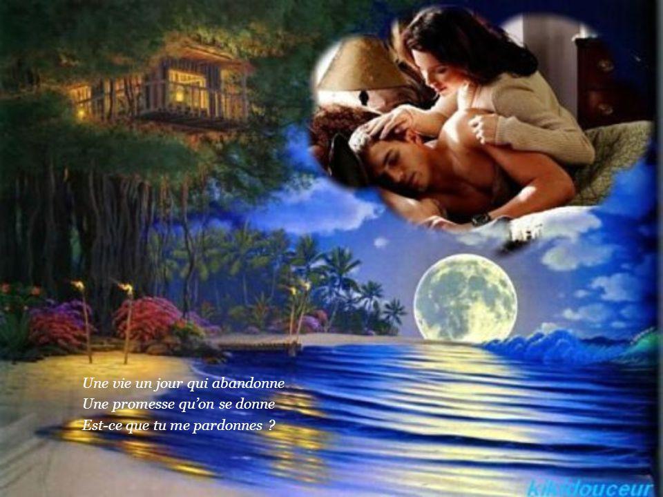Seul, l'amour s'en va tous seul quand nos mains le delaissent Un coeur dans la foule