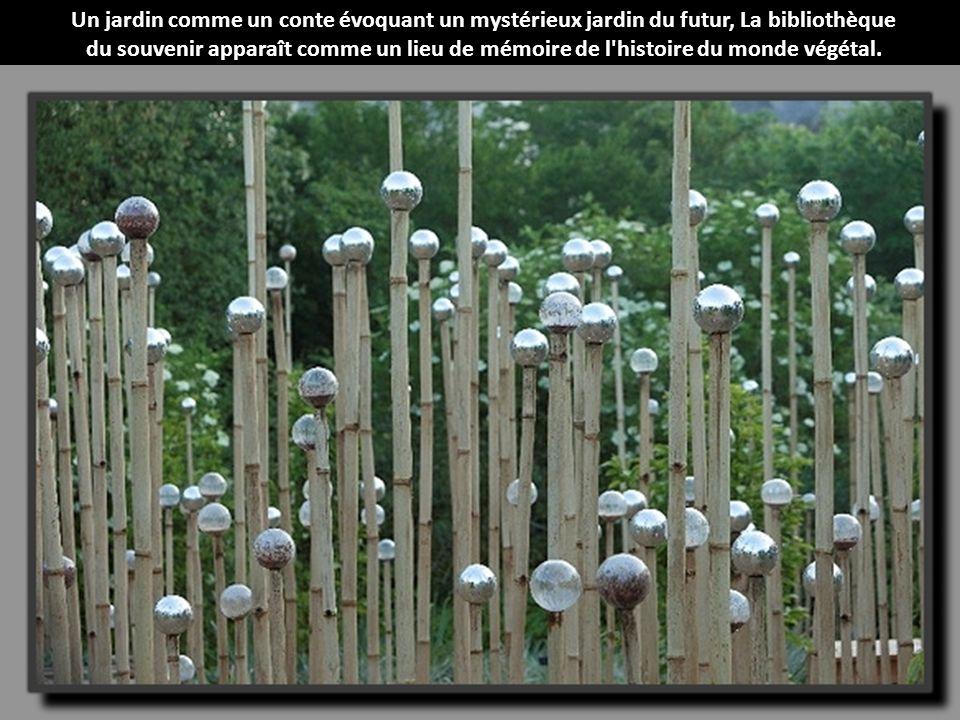 Jardin en toc sous une bulle, enfermé sous respiration artificielle, L envers du décor nous rappelle que nos préoccupations, notre rapport à la nature et à ses métaphores nous éloigne de l exubérance végétale initiale.