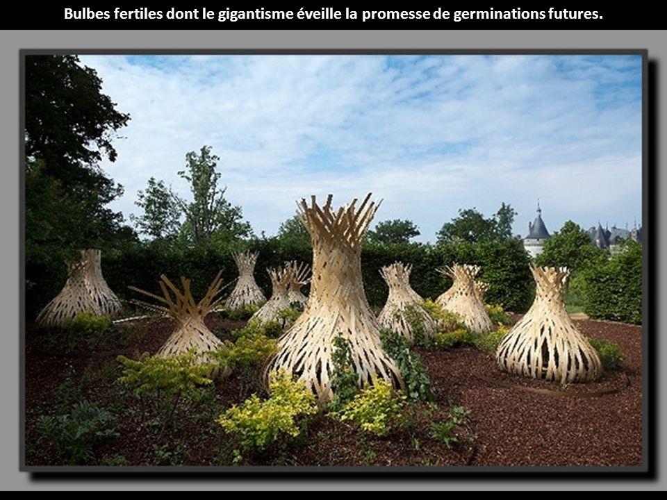 Incroyables jardins à Chaumont-sur-Loire
