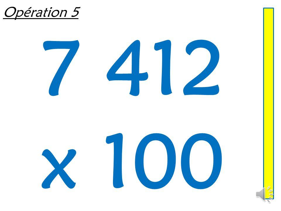 Opération 4 65 x 1 000