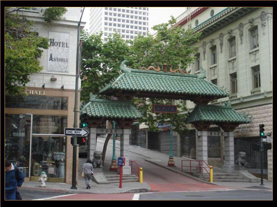 San Francisco Belle ville qui plait à coup sur aux européens car elle rassemble de très belles maisons victorienne, son Belle ville qui plait à coup s