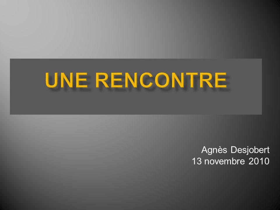 Agnès Desjobert 13 novembre 2010